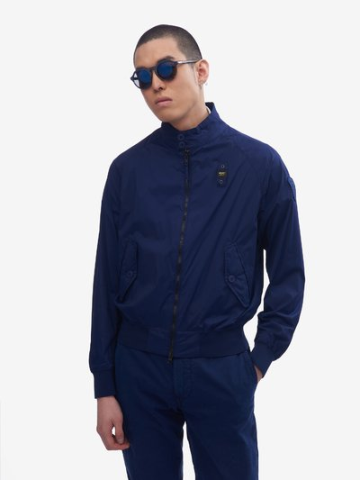 HODGSON MATTE UNLINED JACKET