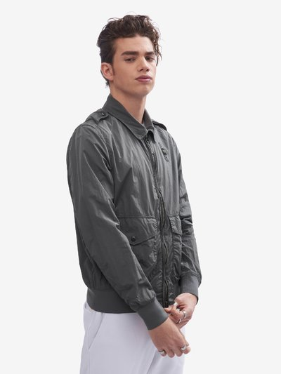 PARSON UNLINED GARMENT-DYED JACKET
