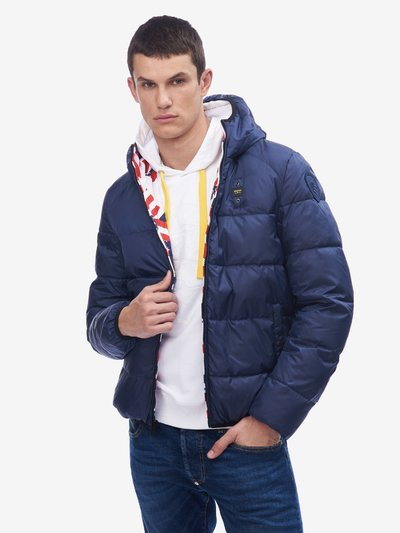 USA BOND REVERSIBLE DOWN JACKET