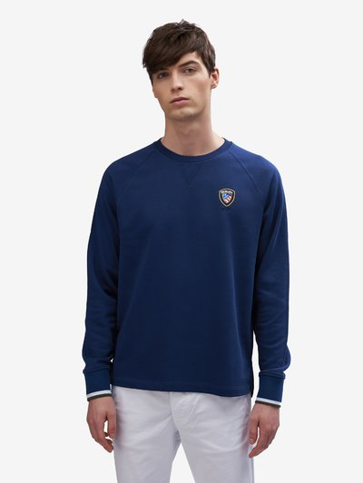 SWEAT-SHIRT COL ROND NYPD