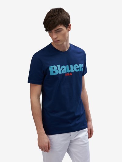 BLAUER USA T-SHIRT
