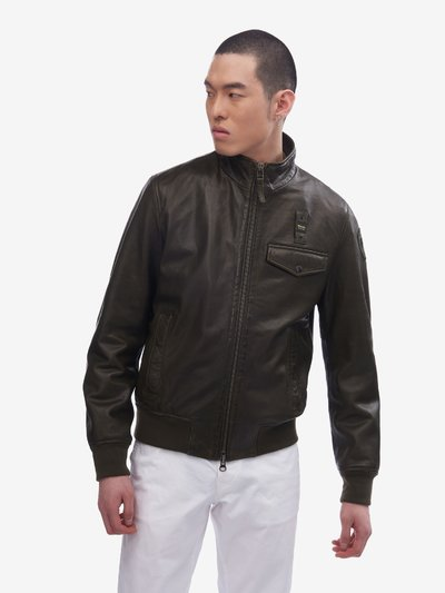 OLIVER BOMBER WITH POCKET