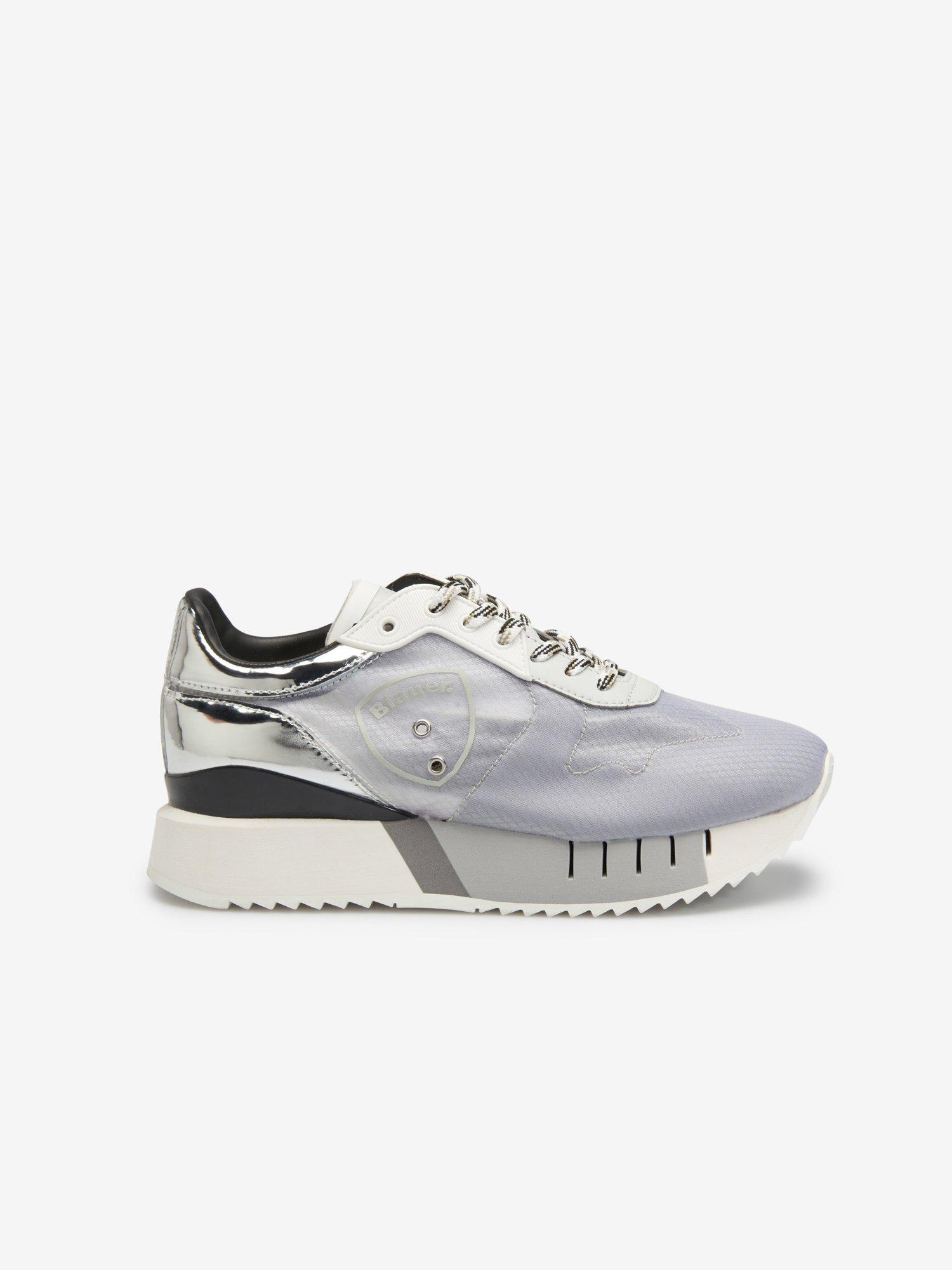 Myrtle Platform Sneakers - Blauer