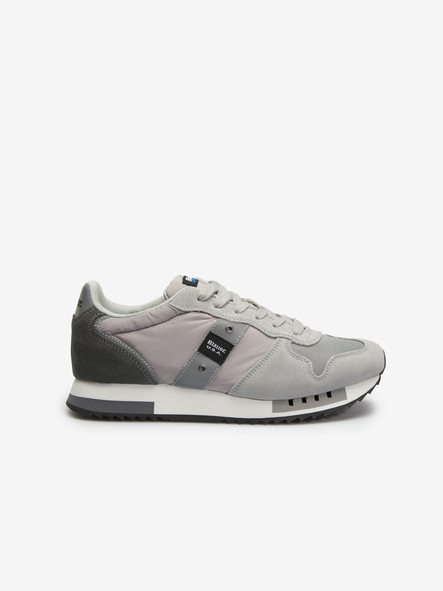 Blauer - Queens Sneakers man - Limestone - Blauer
