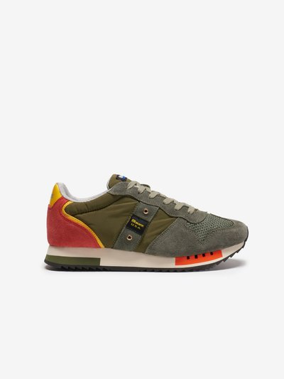 Queens Leather Sneakers