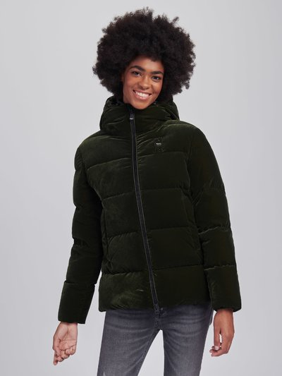 JESSICA VELVETY DOWN JACKET