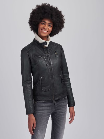 BLOUSON BIKERS MARGARET