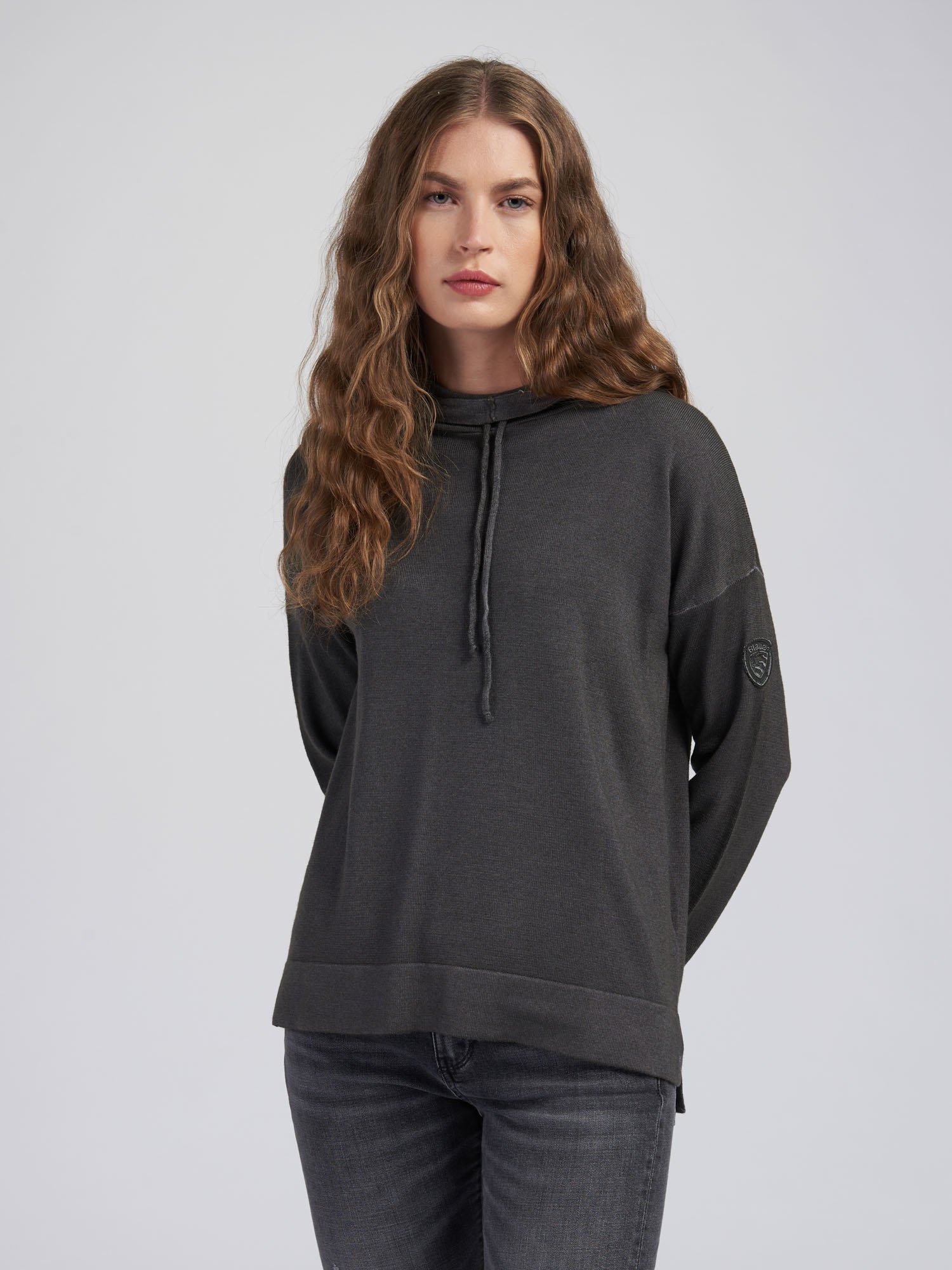 HOODED SWEATER - Blauer
