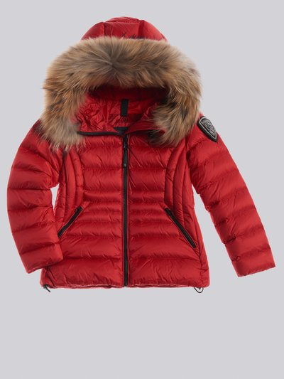 BEVERLY FLARED DOWN JACKET