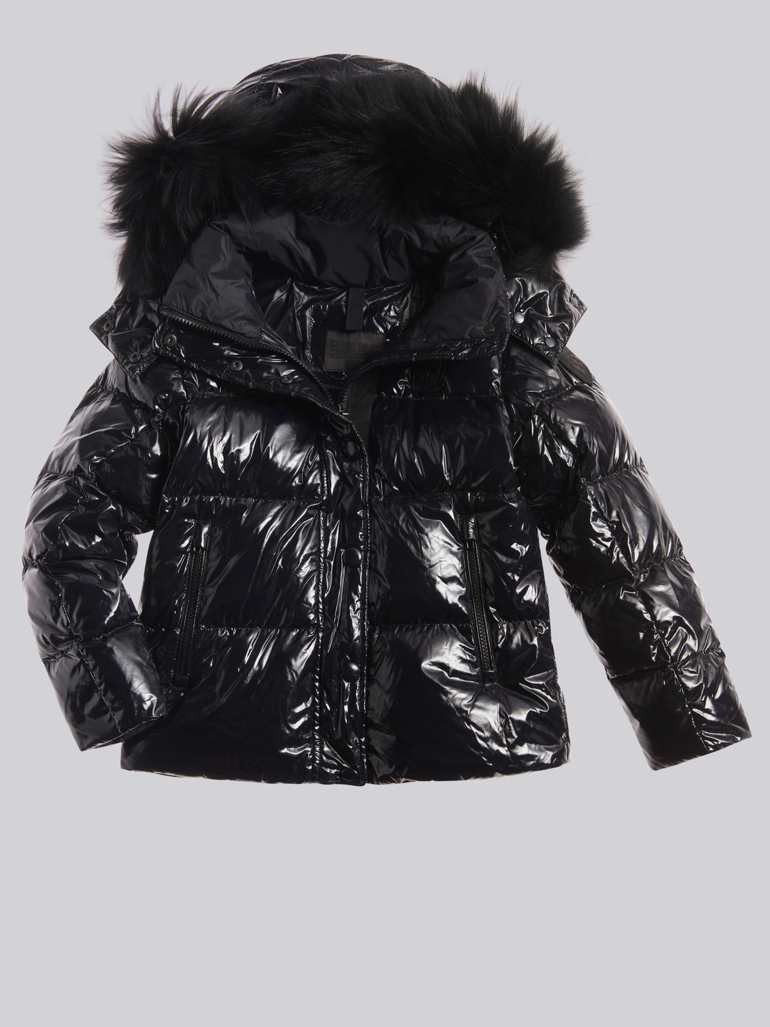 DENISE DOWN JACKET IN SHINY NYLON - Blauer