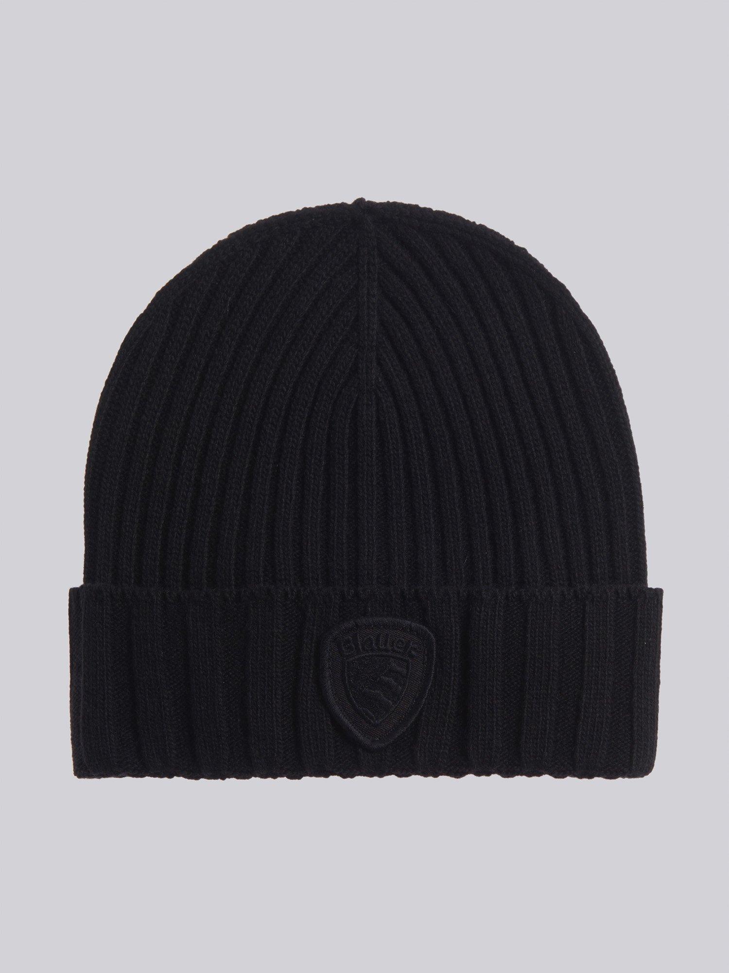 Blauer - JUNIOR CLASSIC CAP - черный - Blauer