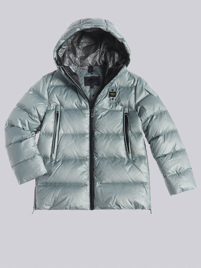 MIKE BLAUER DOWN JACKET
