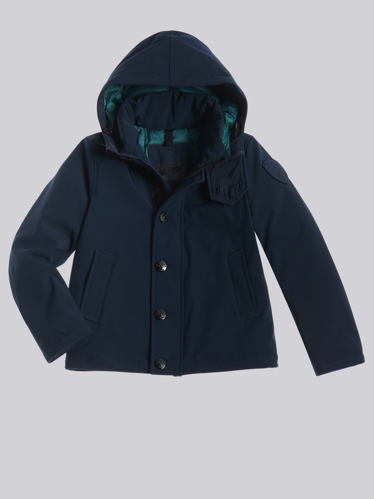 CURTIS NEOPRENE JACKET - Blauer