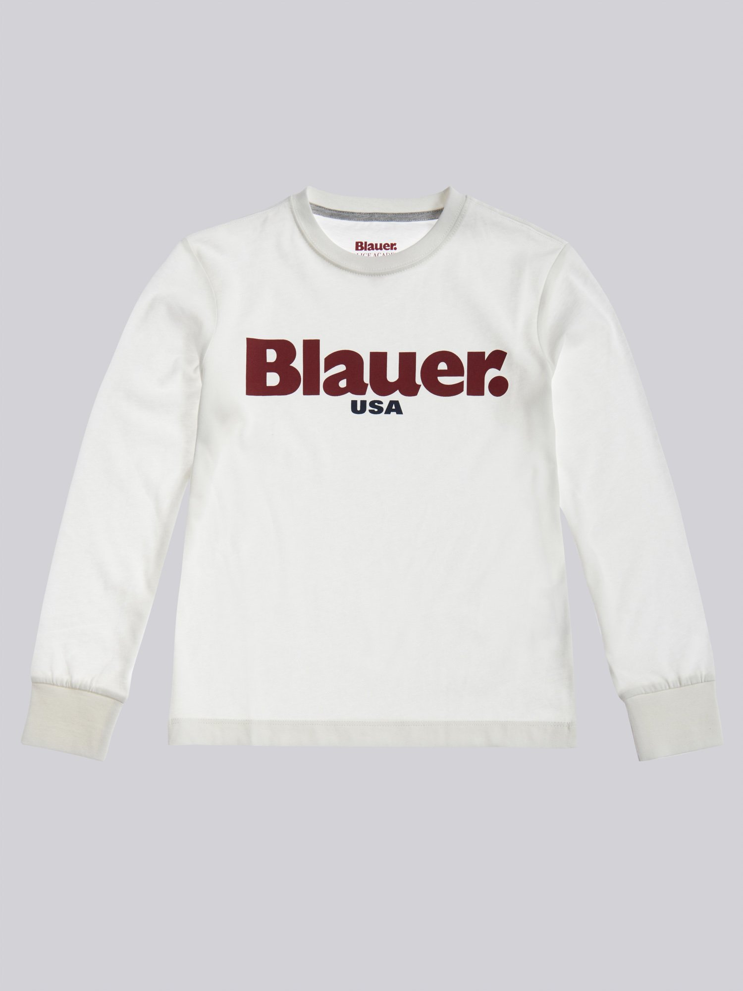 BLAUER LONG SLEEVE T-SHIRT - Blauer