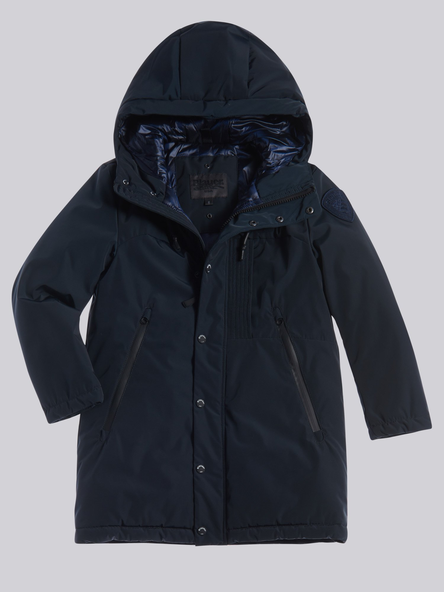 ALLEN LONG TECHNICAL JACKET - Blauer