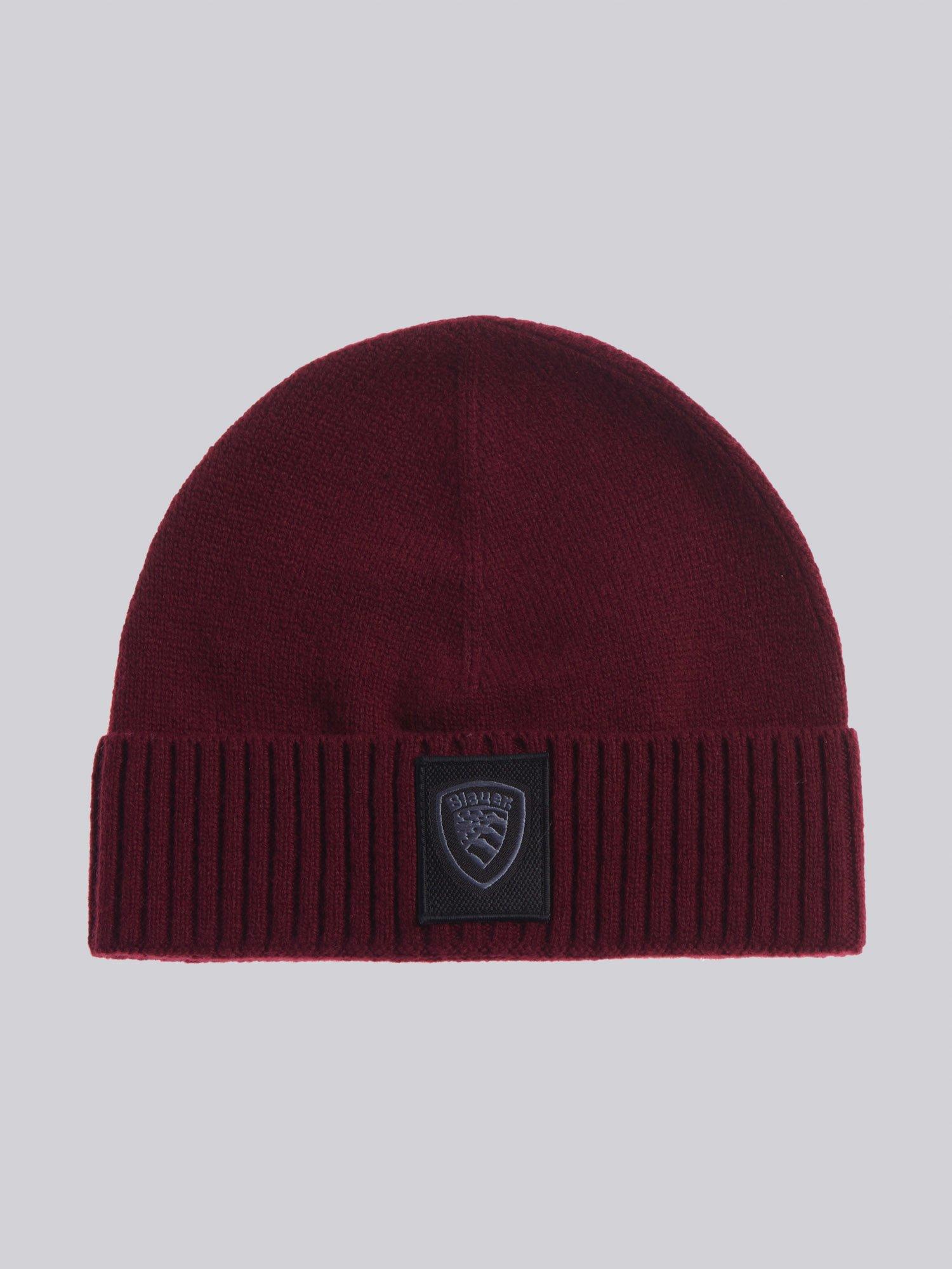 WOOL CAP - Blauer