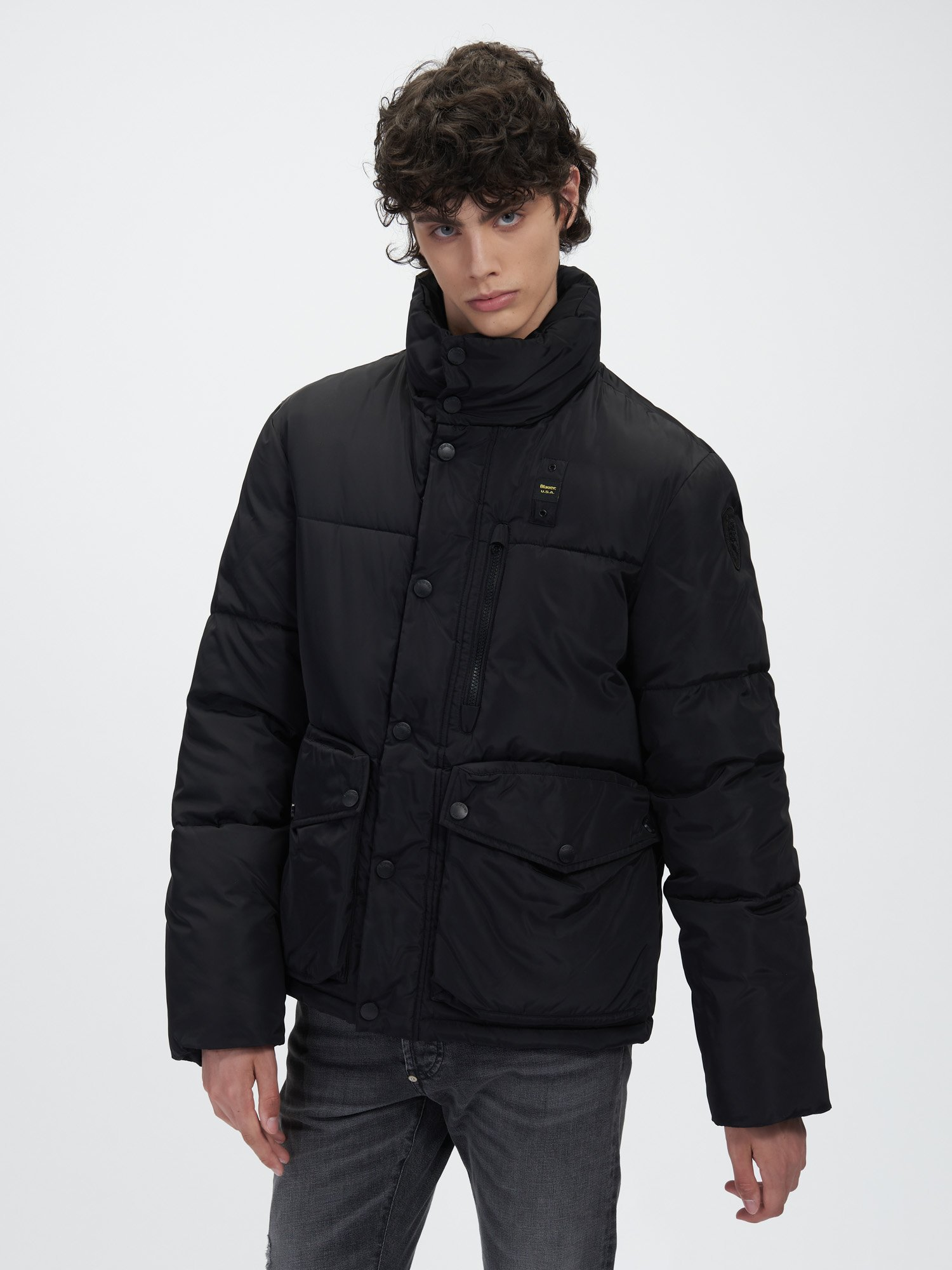 RYAN RECYCLED JACKET - Blauer