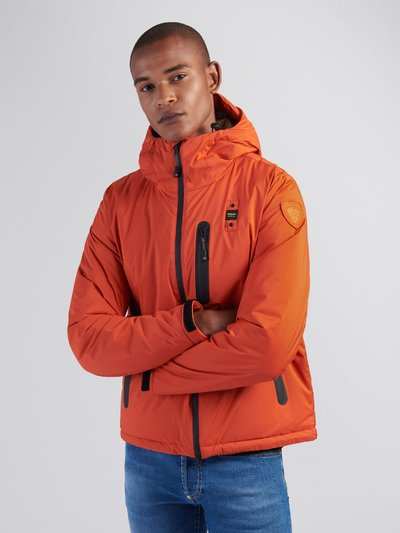 EUGENE JACKET WITH ECO-FRIENDLY PADDING
