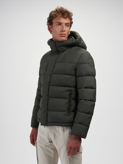 BILLY JACKET WITH MIXED PADDING