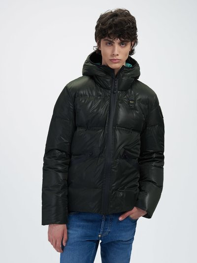 HOWARD DOWN JACKET WITH HEAT SEALED SEAMS