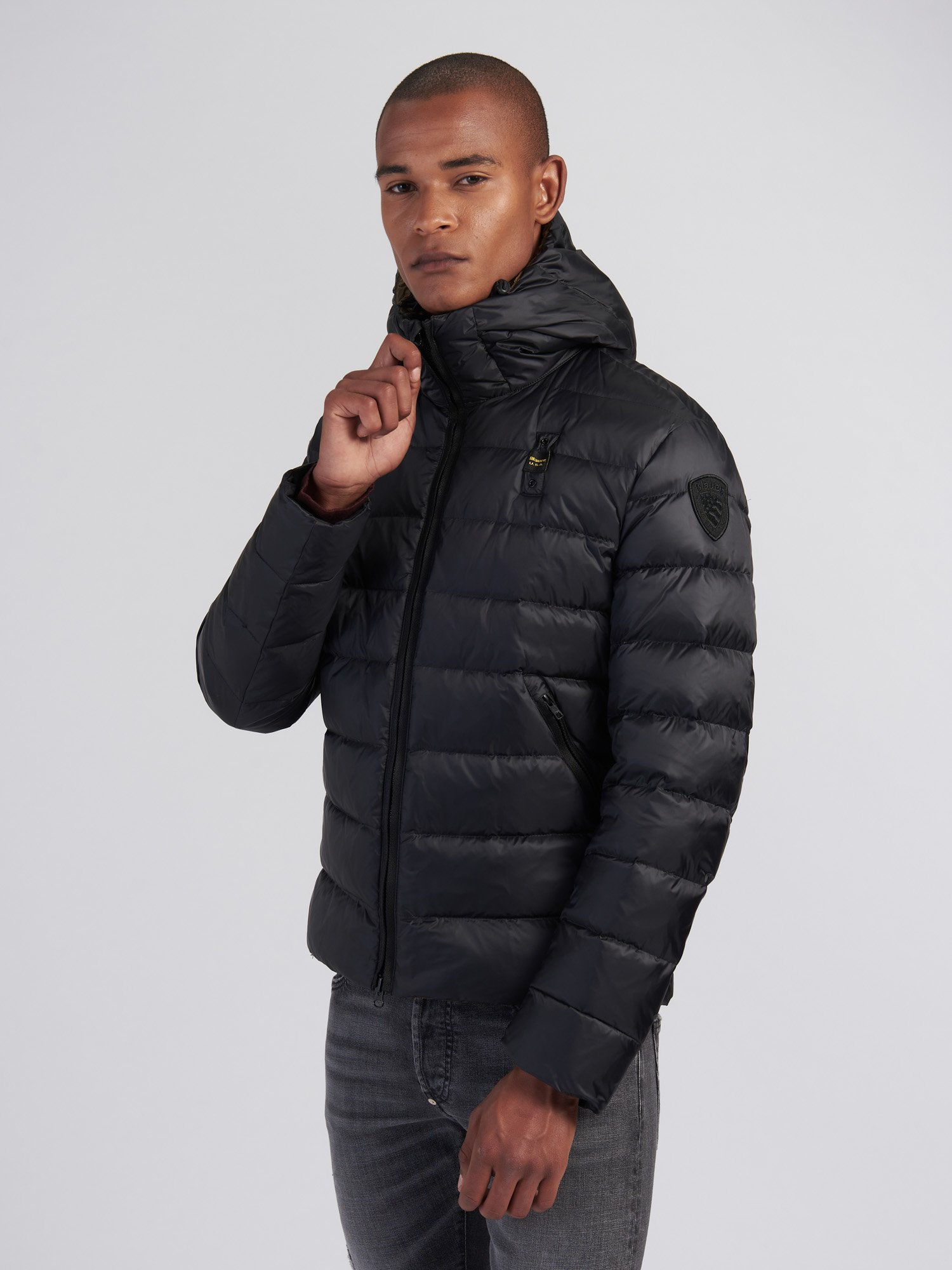 BRANDON DOWN JACKET - Blauer