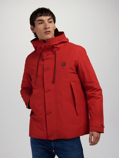 ERNEST JACKET WITH DETACHABLE LINING