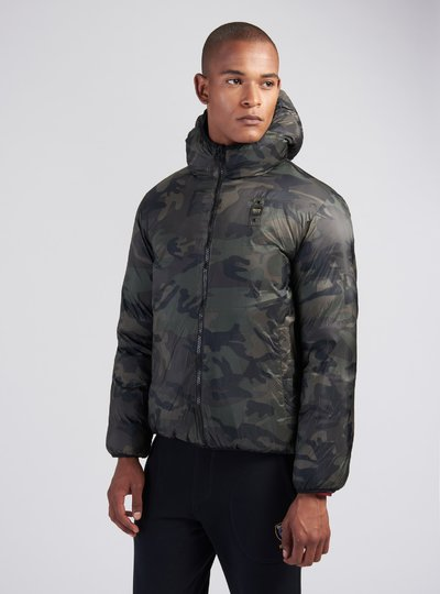 RALPH REVERSIBLE DOWN JACKET