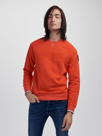 BLAUER CREWNECK SWEATER