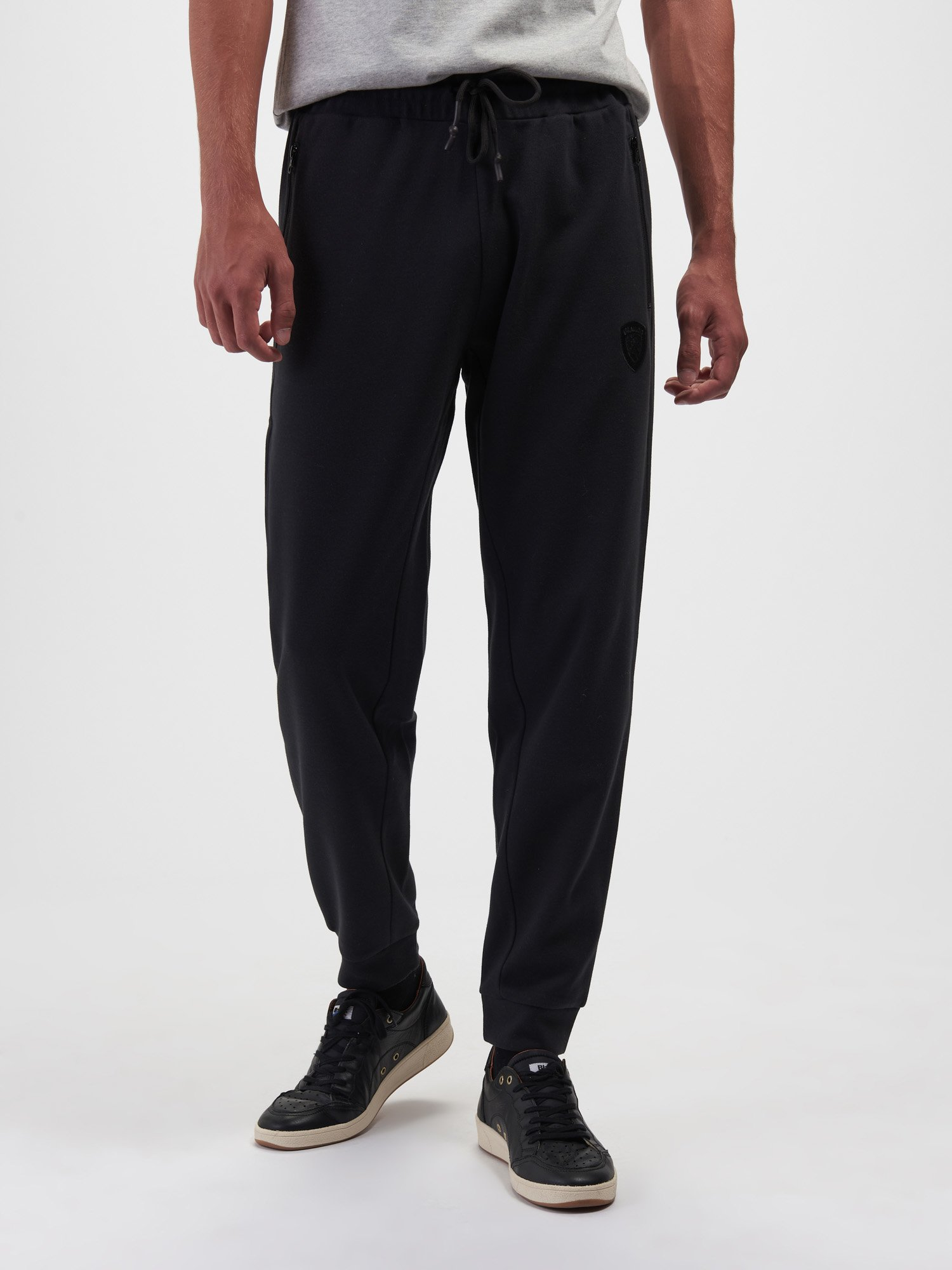 DOUBLE FACE PANTS - Blauer