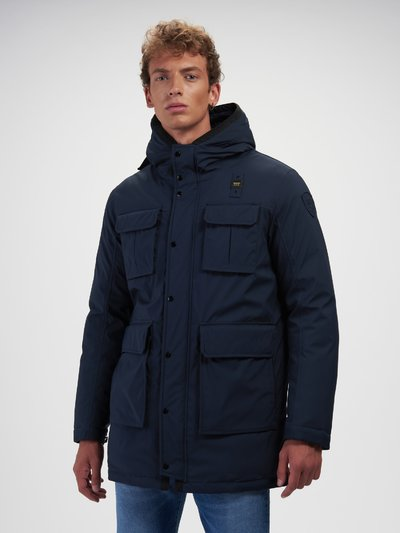 ALAN FOUR POCKETS DOWN JACKET