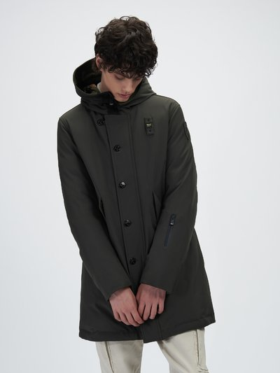 PHILIP DOWN JACKET WITH HOOD