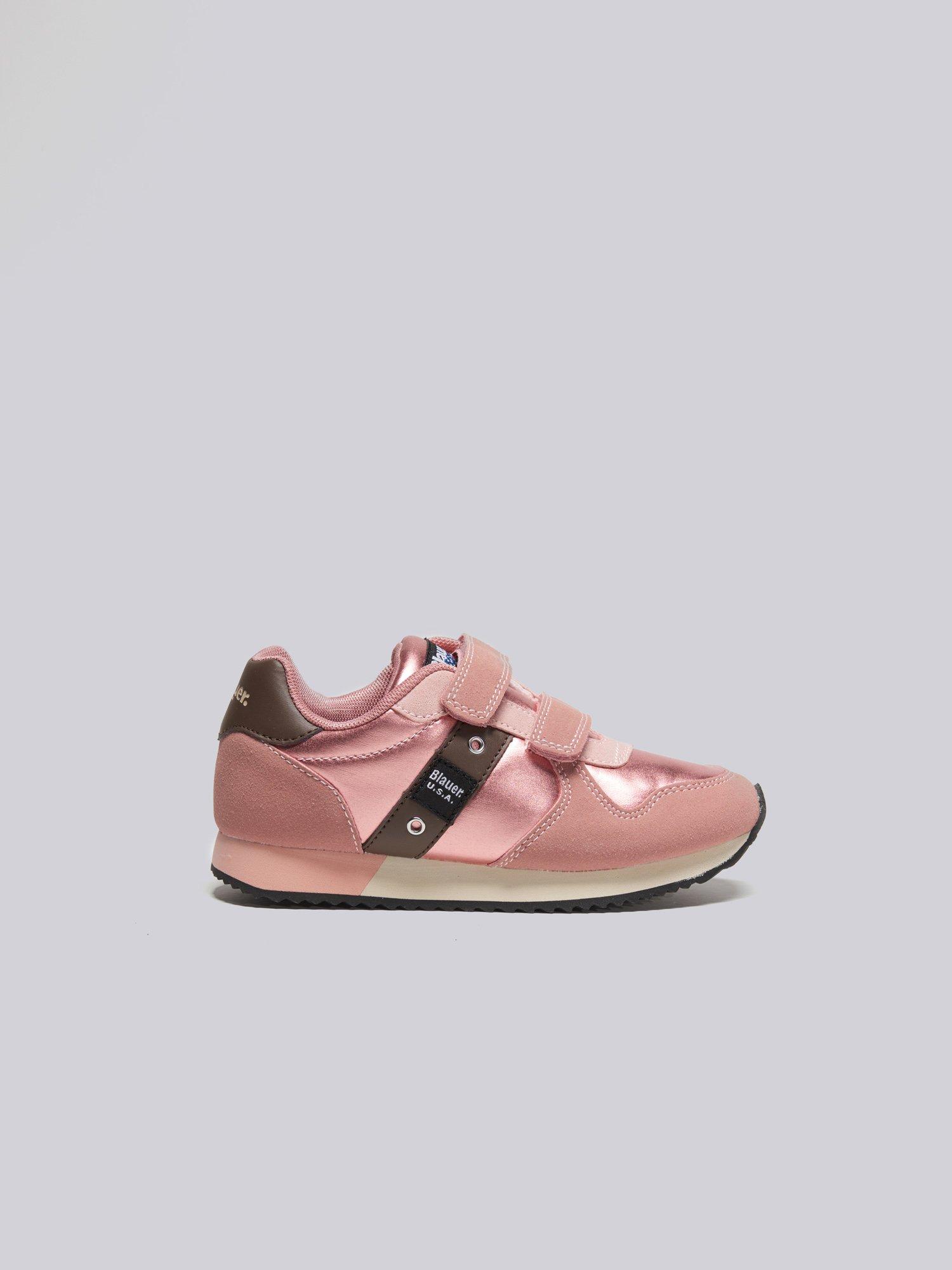Blauer - LILLI03-NYL - Pink Quartz - Blauer
