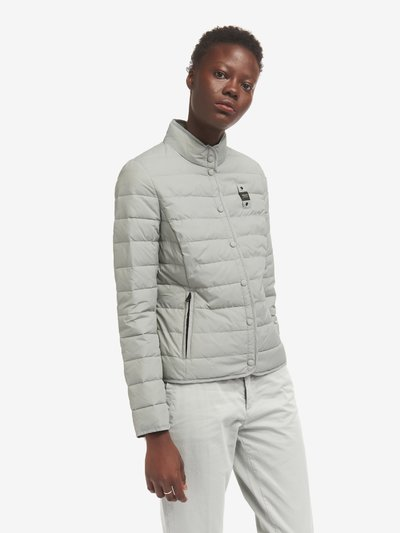 PEGGY DOWN JACKET WITH ECOLOGICAL PADDING