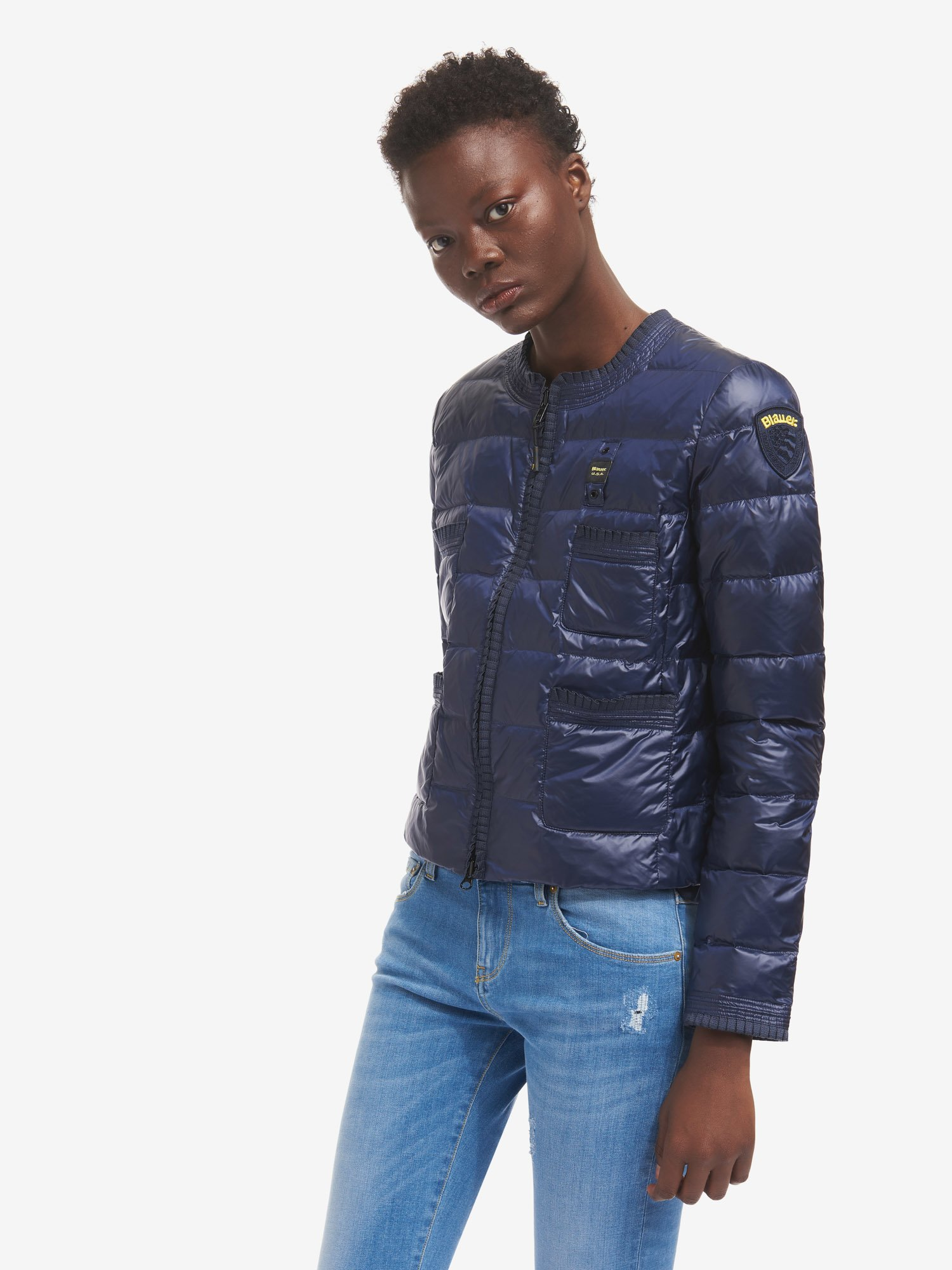 BONNIE PADDED JACKET - Blauer