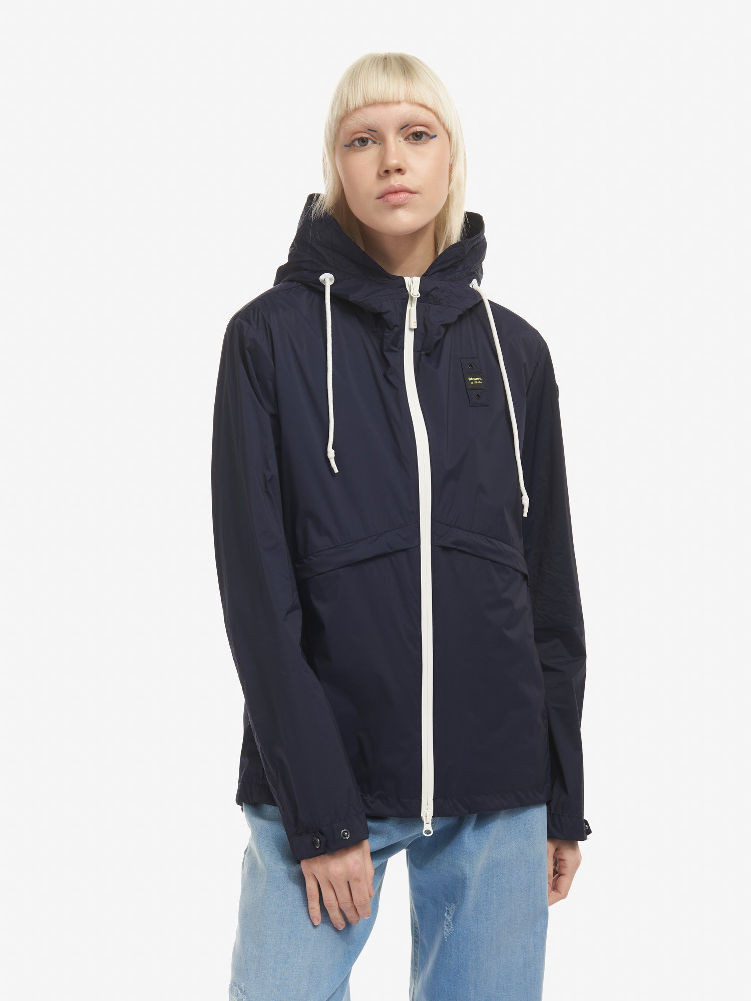 PAULA UNLINED STRETCH NYLON JACKET - Blauer