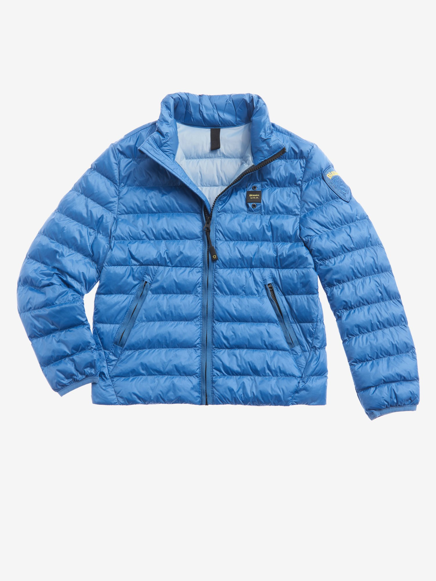 LEO DOWN JACKET WITH LIGHTWEIGHT ECO PADDING - Blauer