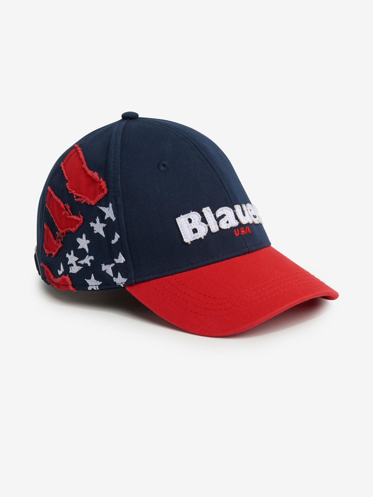 Blauer - BLAUER 36 BASEBALL CAP - Cadet Blue - Blauer