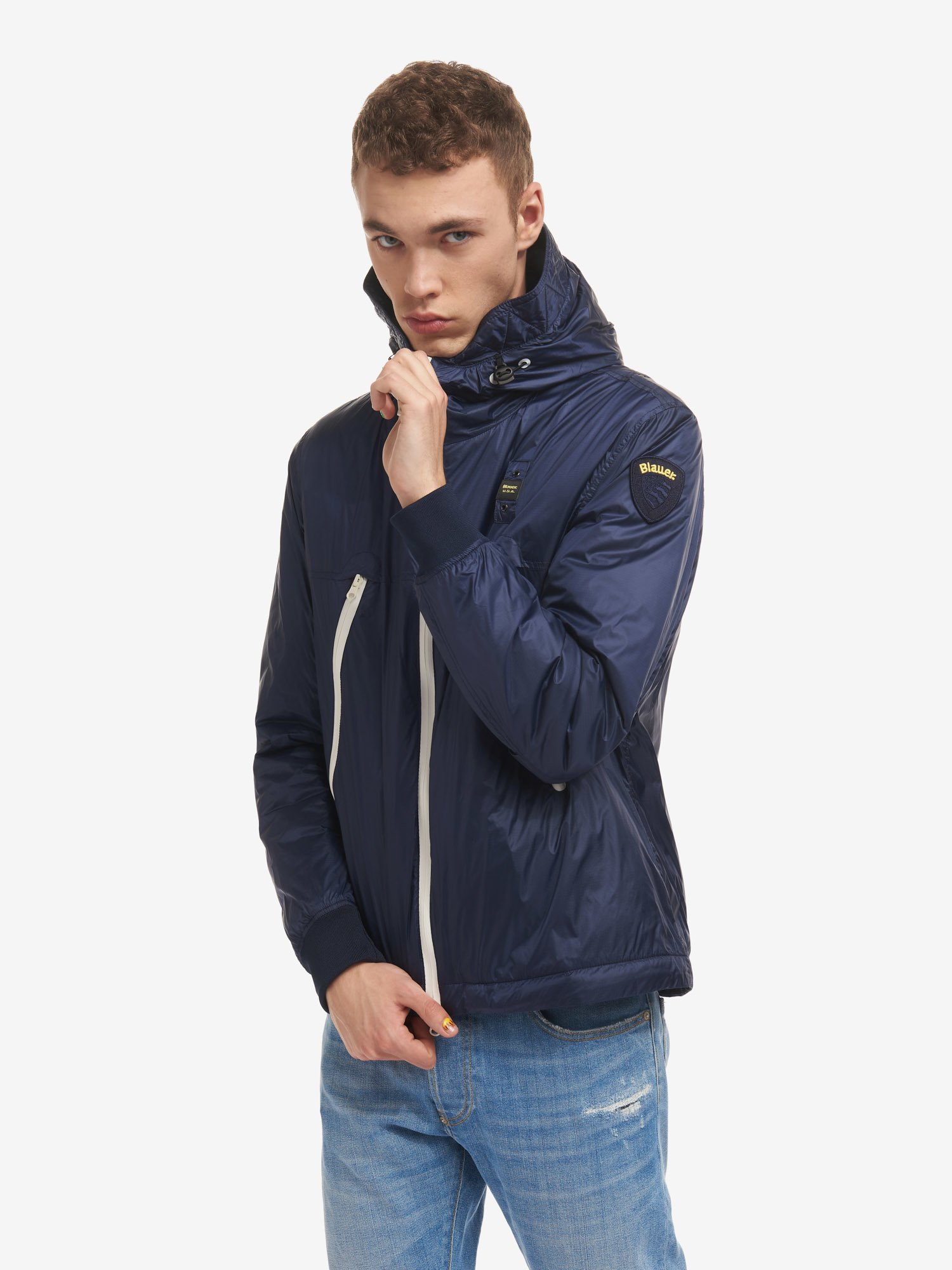LEROY SMOOTH DOWN JACKET - Blauer