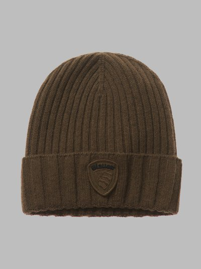 ROUNDED CAP WITH SHIELD
