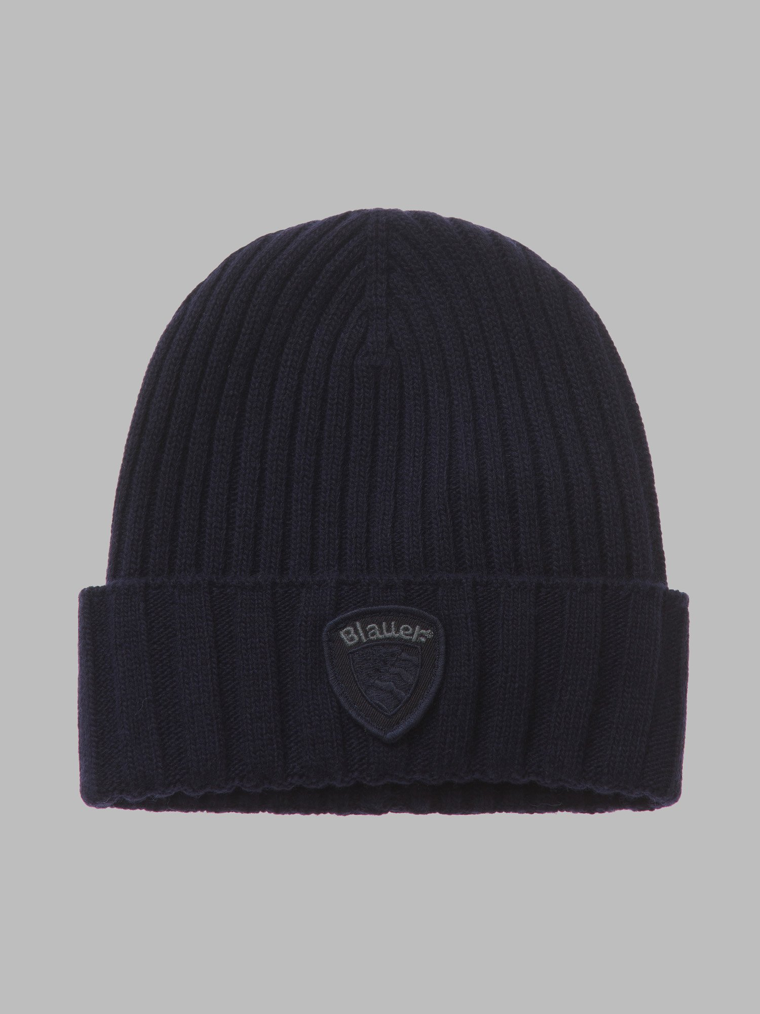ROUNDED CAP WITH SHIELD - Blauer