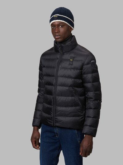 CHARLIE DOWN JACKET WITH STAND-UP COLLAR