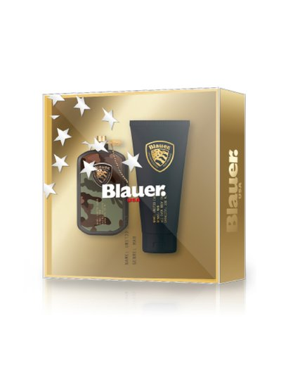 BLAUER CAMOU COFFRET FOR MAN
