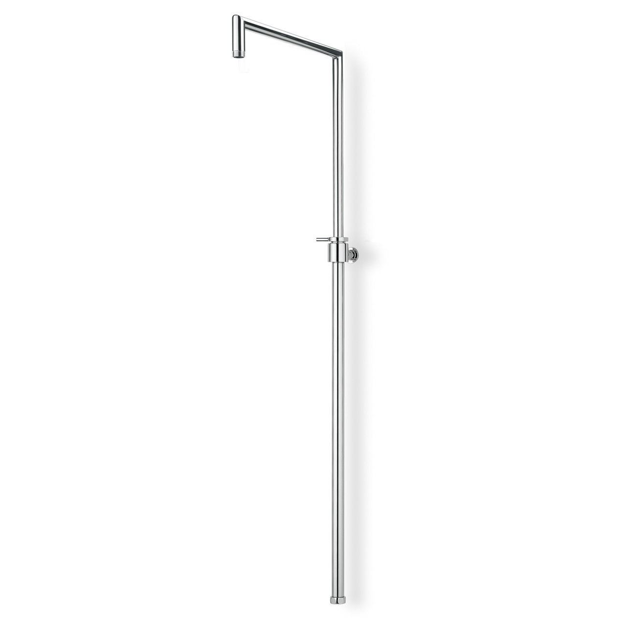 Telescopic square shower column