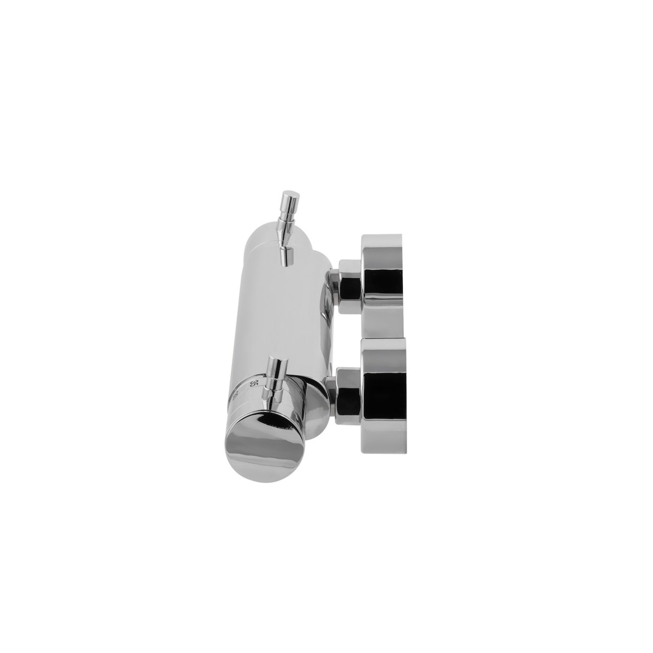 Thermostatic wall shower mixer - 360 - 0