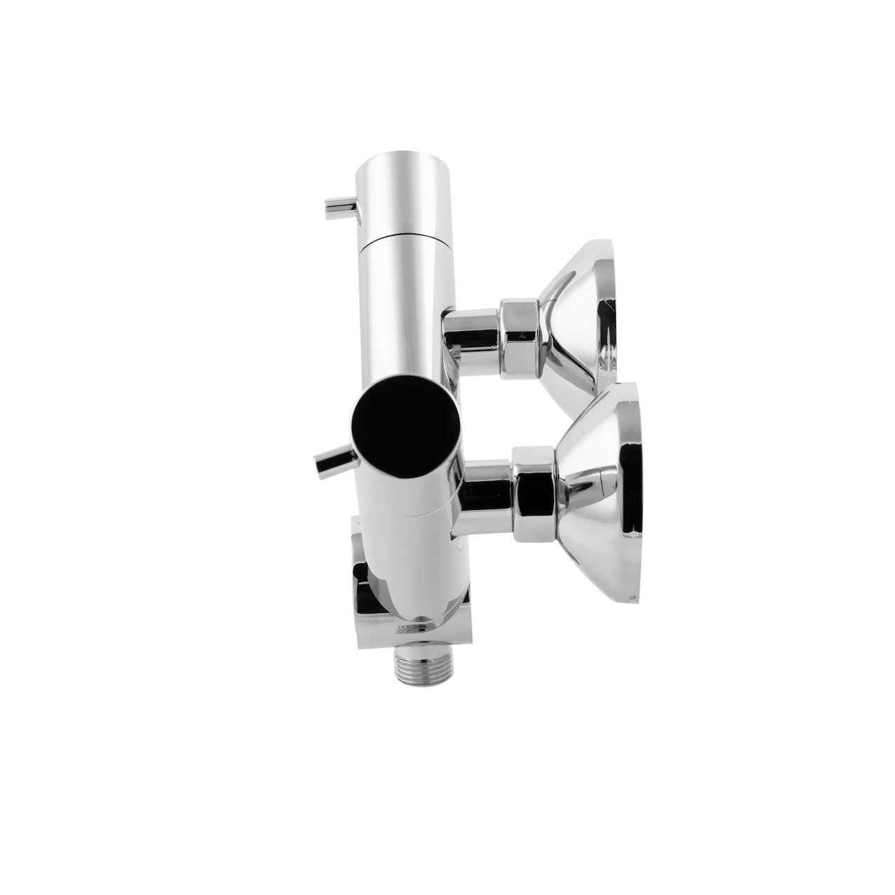 Wall shower mixer Voyager - 360 - 0