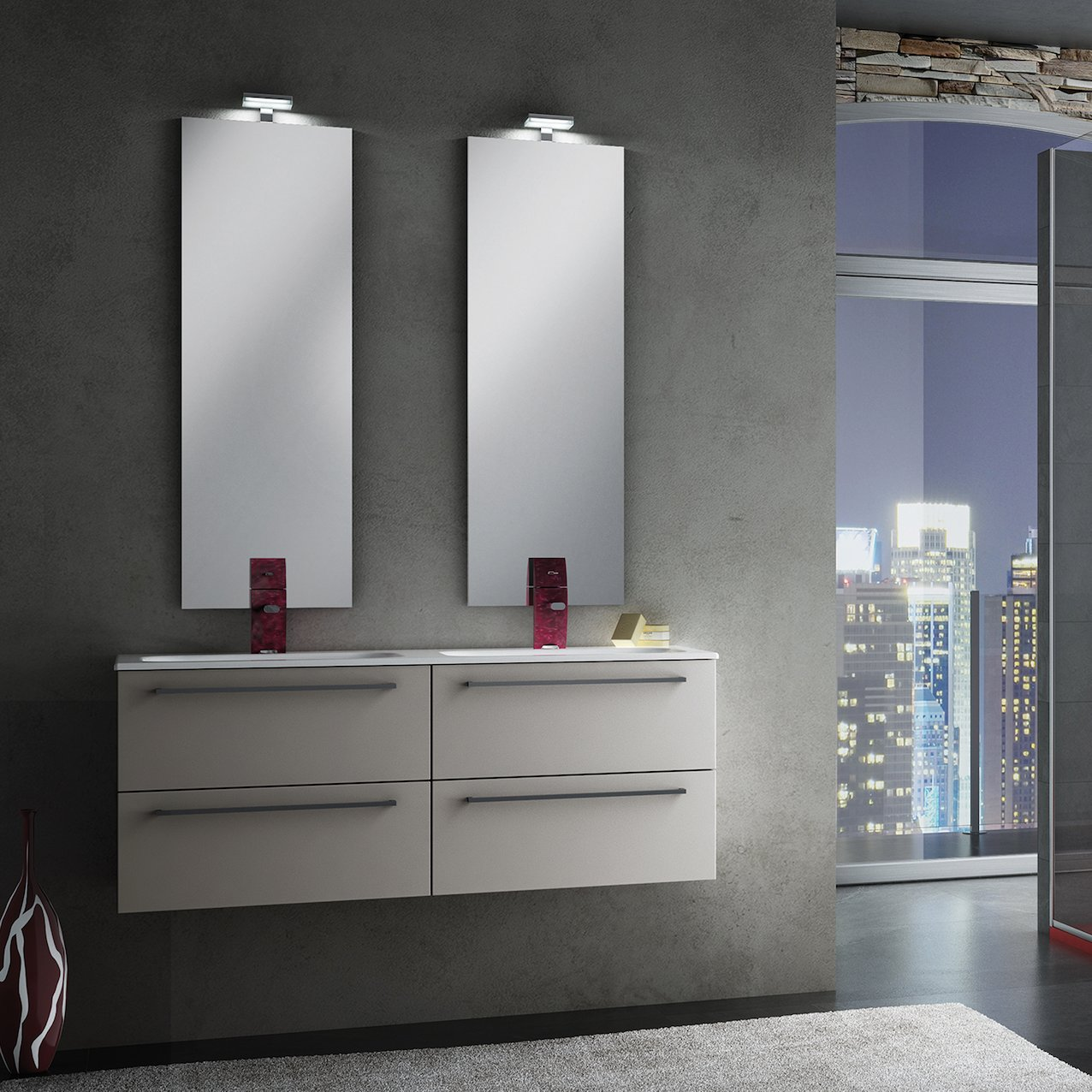 Magnolia Bathroom Furniture
