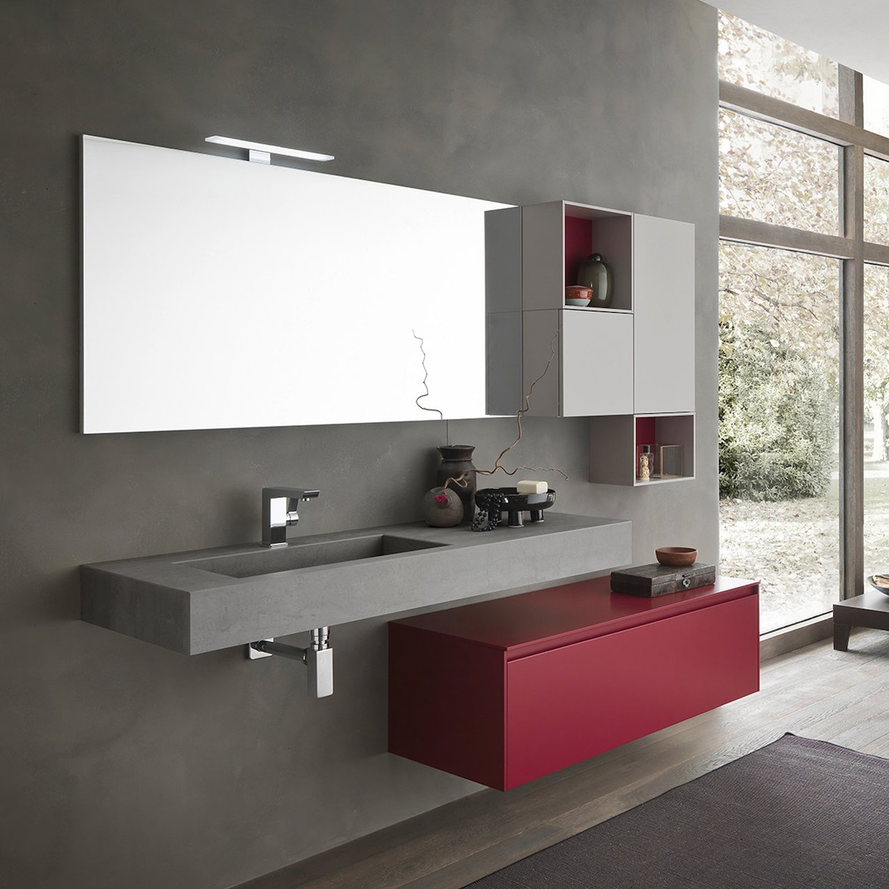 Gemma Bathroom Furniture
