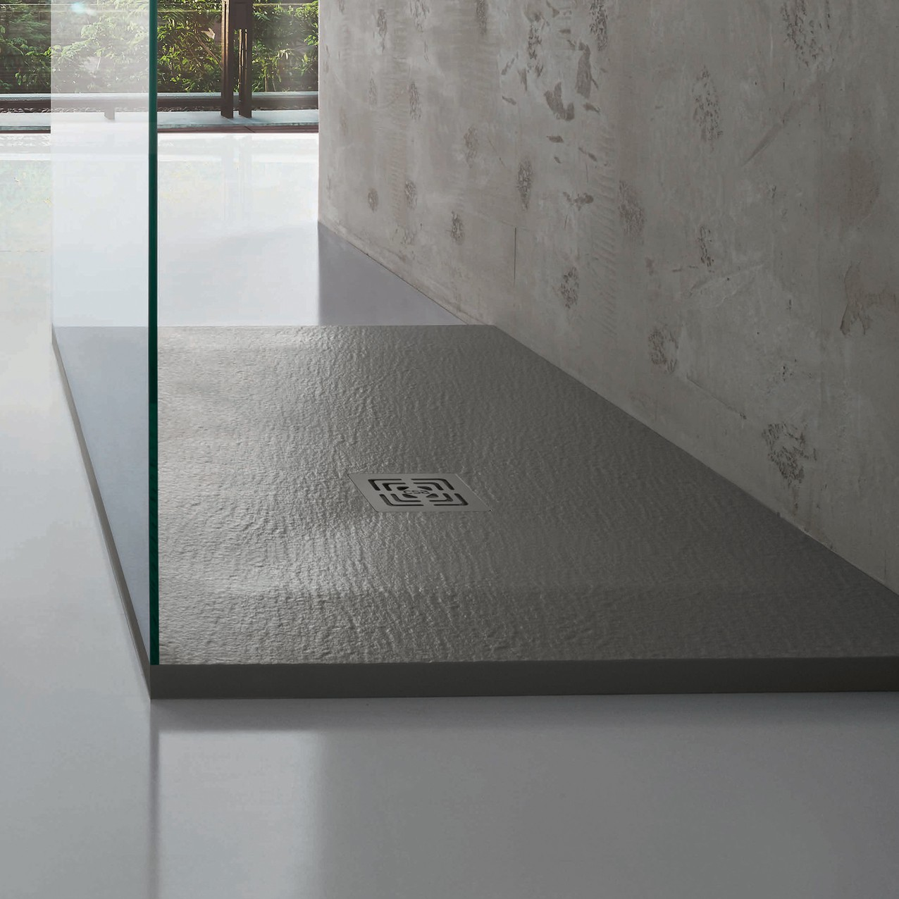 Cemento Shower Tray