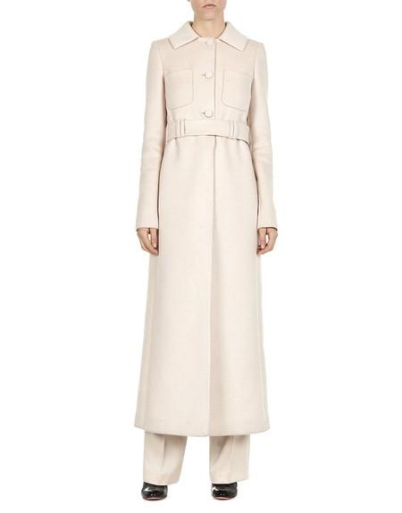 Wool Maxi Coat