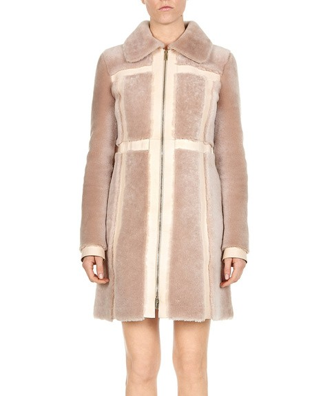 Lamb Shearling Coat
